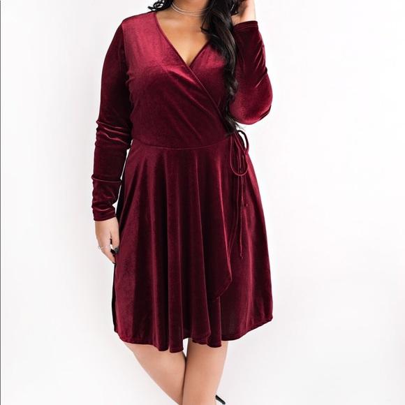 nanamacs Dresses & Skirts - 💥Price Firm💥Nanamacs Velvet Dress